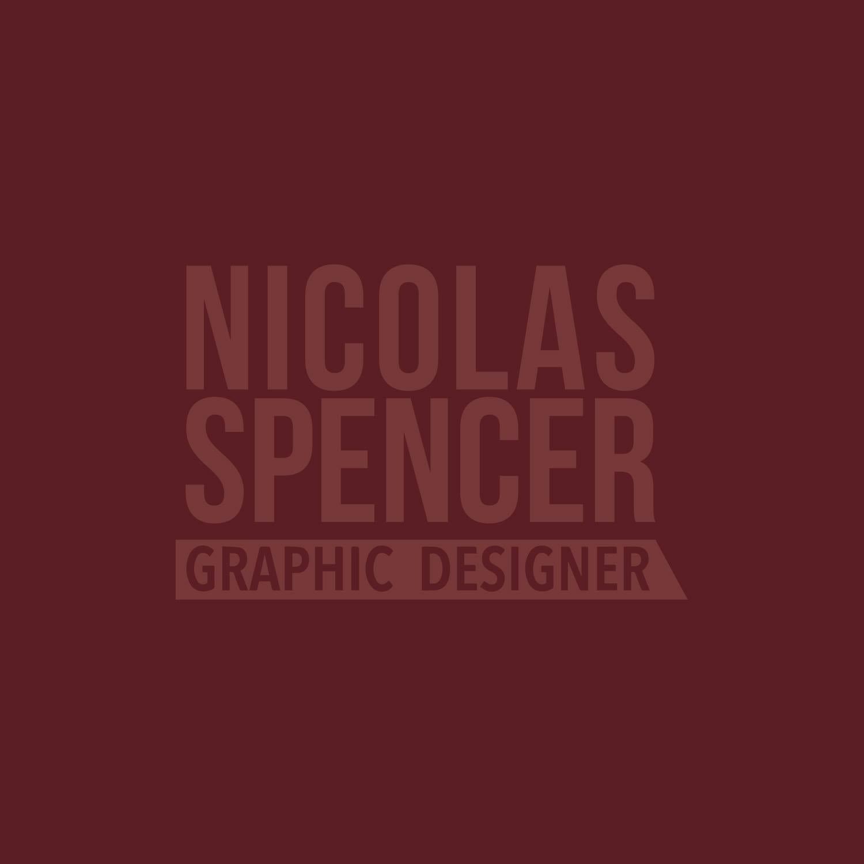 Nicholas Spencer Graphic Designer