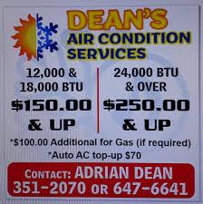 Dean Air Condition Services