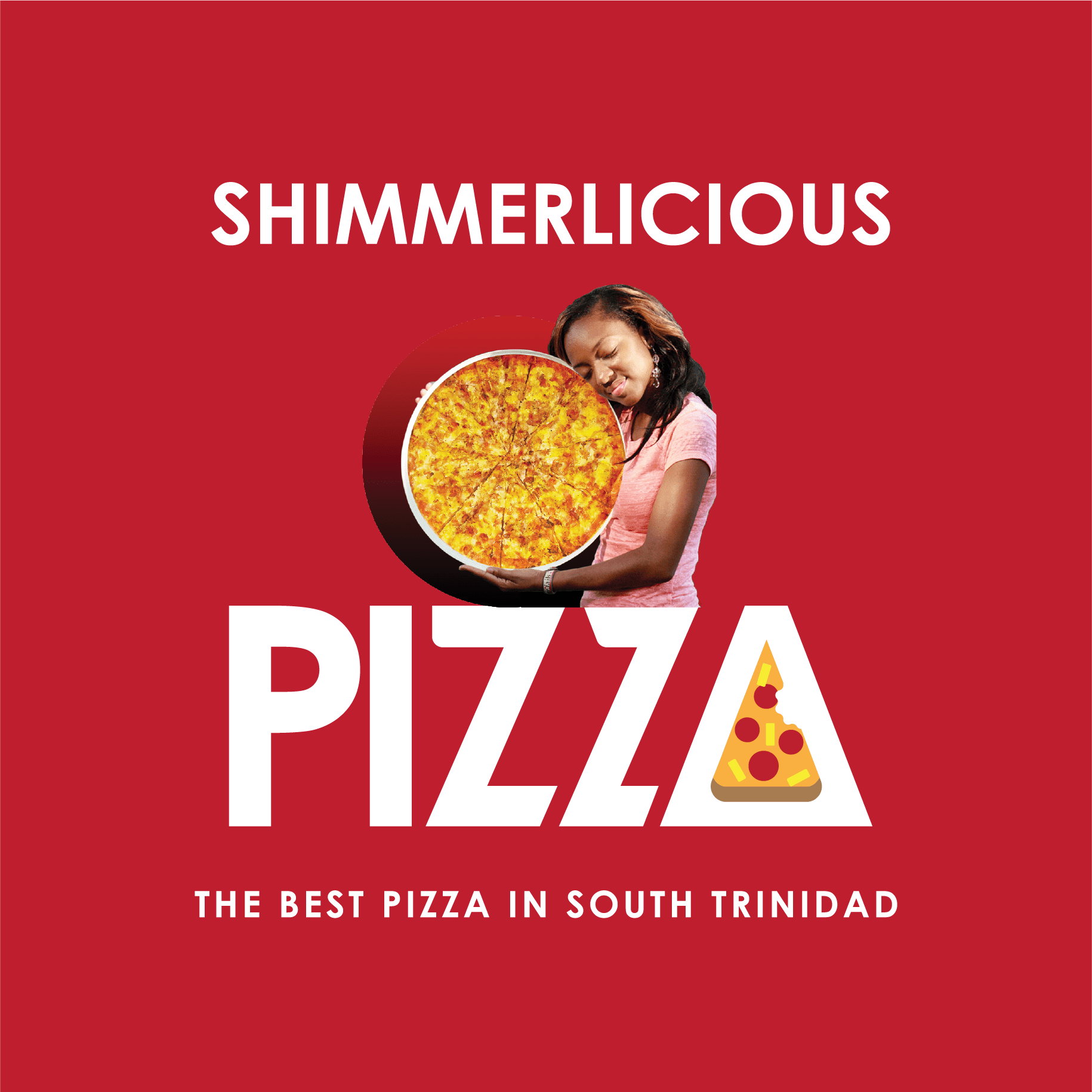 Shimmerlicious Pizza