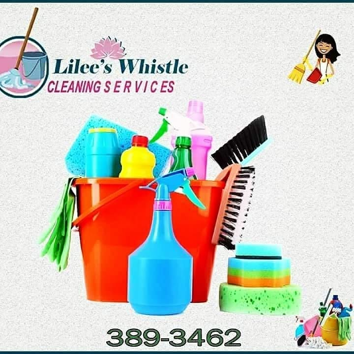 Lilee's Whistle – Cleaning Services