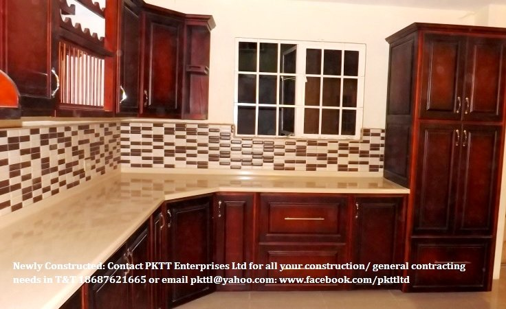 Trinidad Construction Company- PKTT Ltd