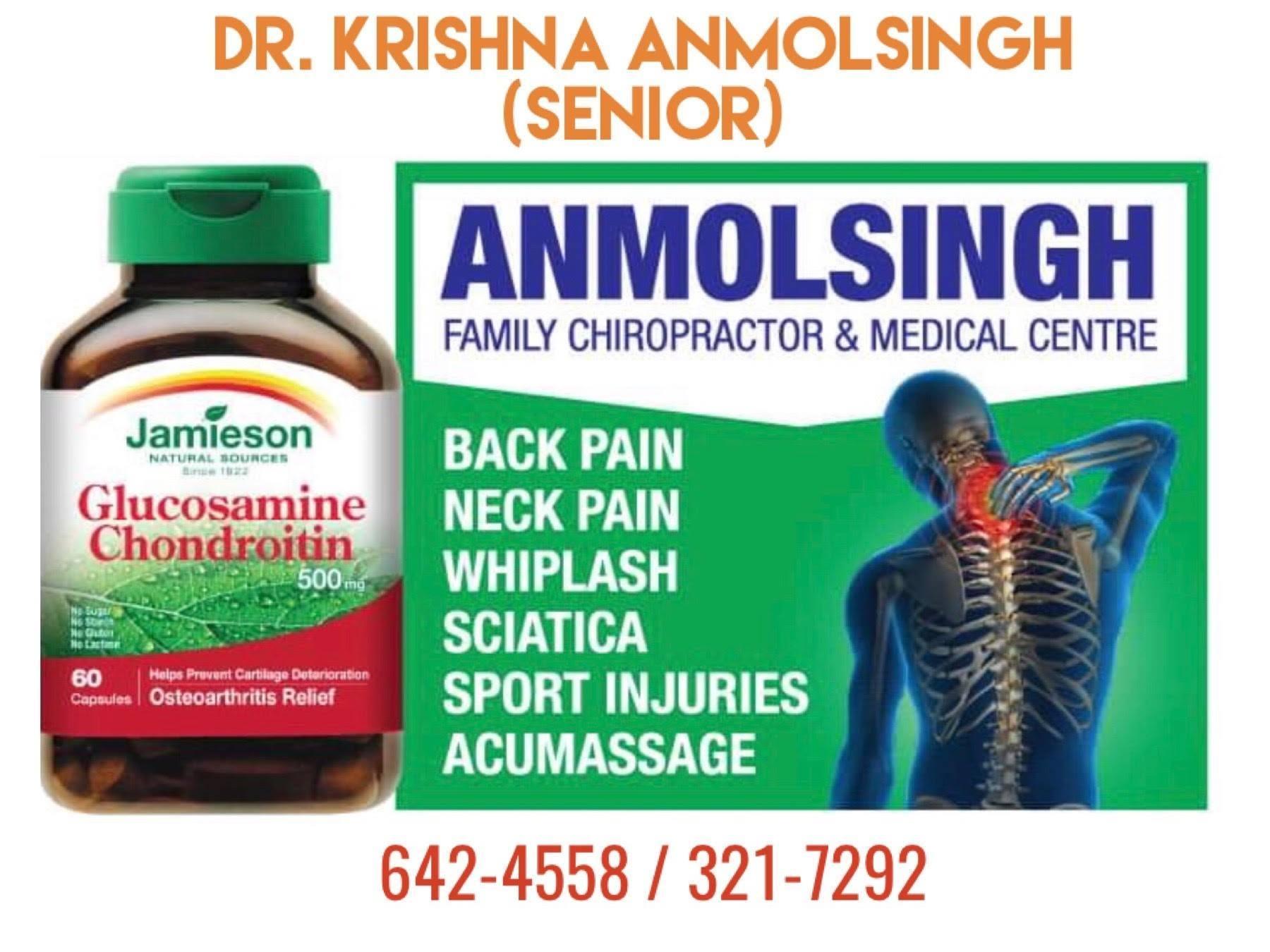 Dr. Krishna Anmolsingh