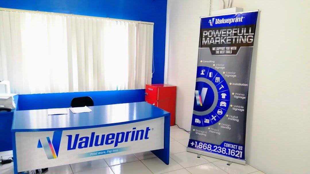 Valueprint Labels & Banners