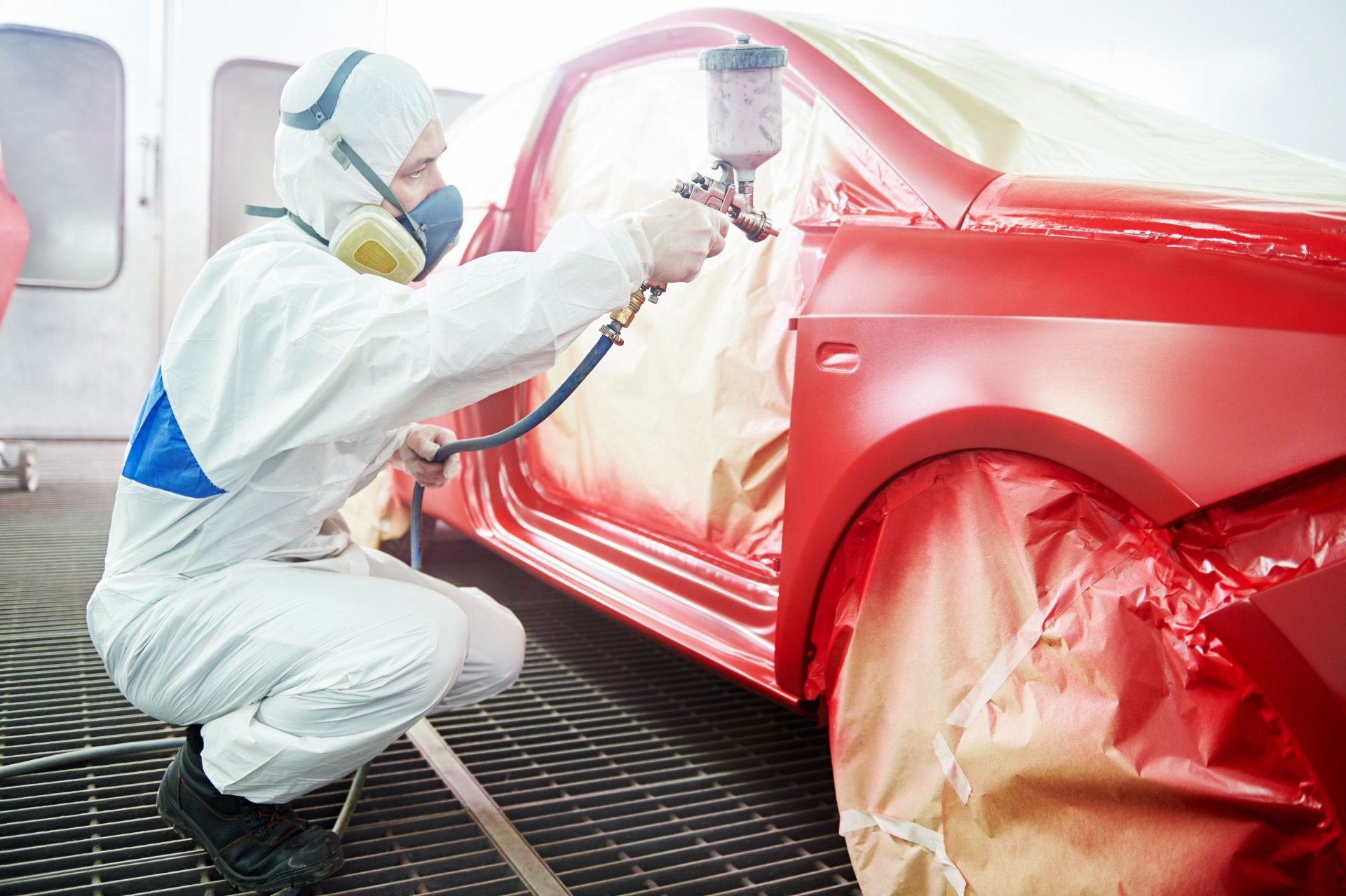 Stoutie's Straightening and Painting Car Clinic