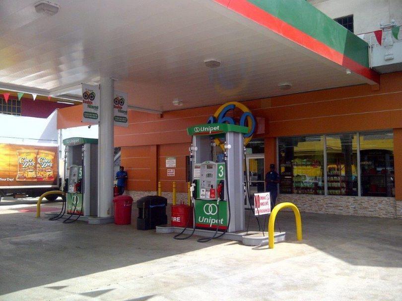 Petroleum Distributors Services Ltd