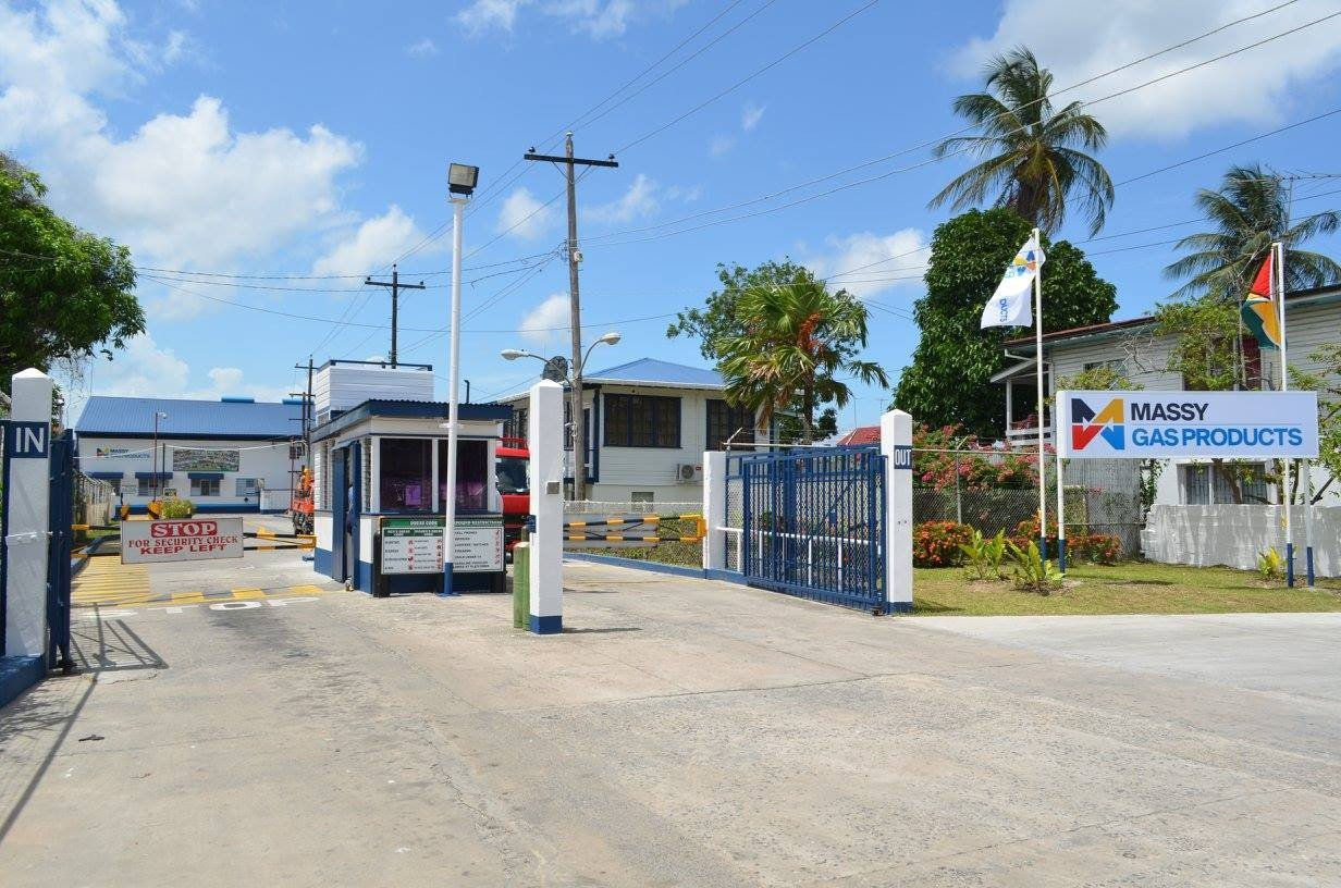 Massy Gas Products (Trinidad) Ltd Head Office