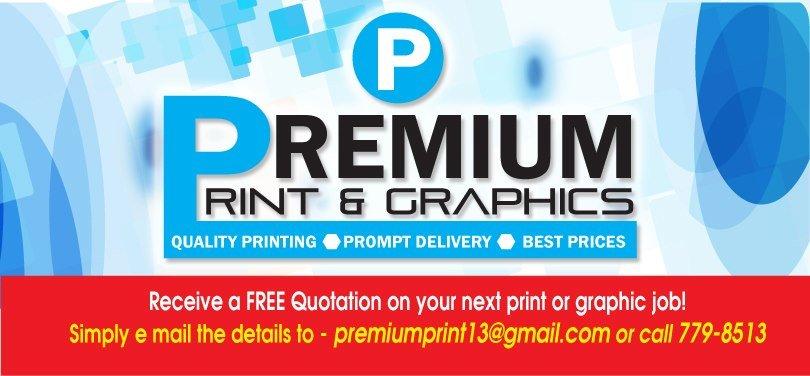 Premium Print and Graphics