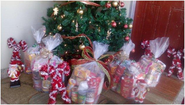 Amazing Grace Christmas Hampers Foundation