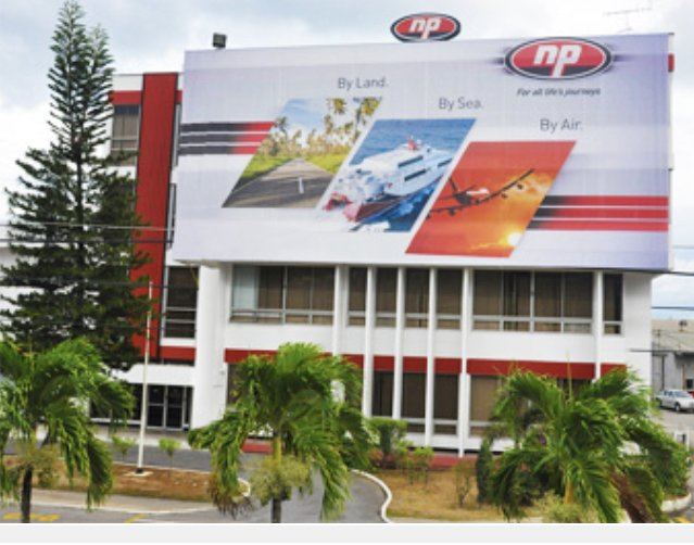 Trinidad & Tobago National Petroleum Marketing Co Ltd