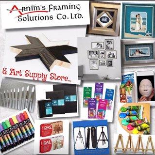 Arnim's Framing Solutions Co Ltd