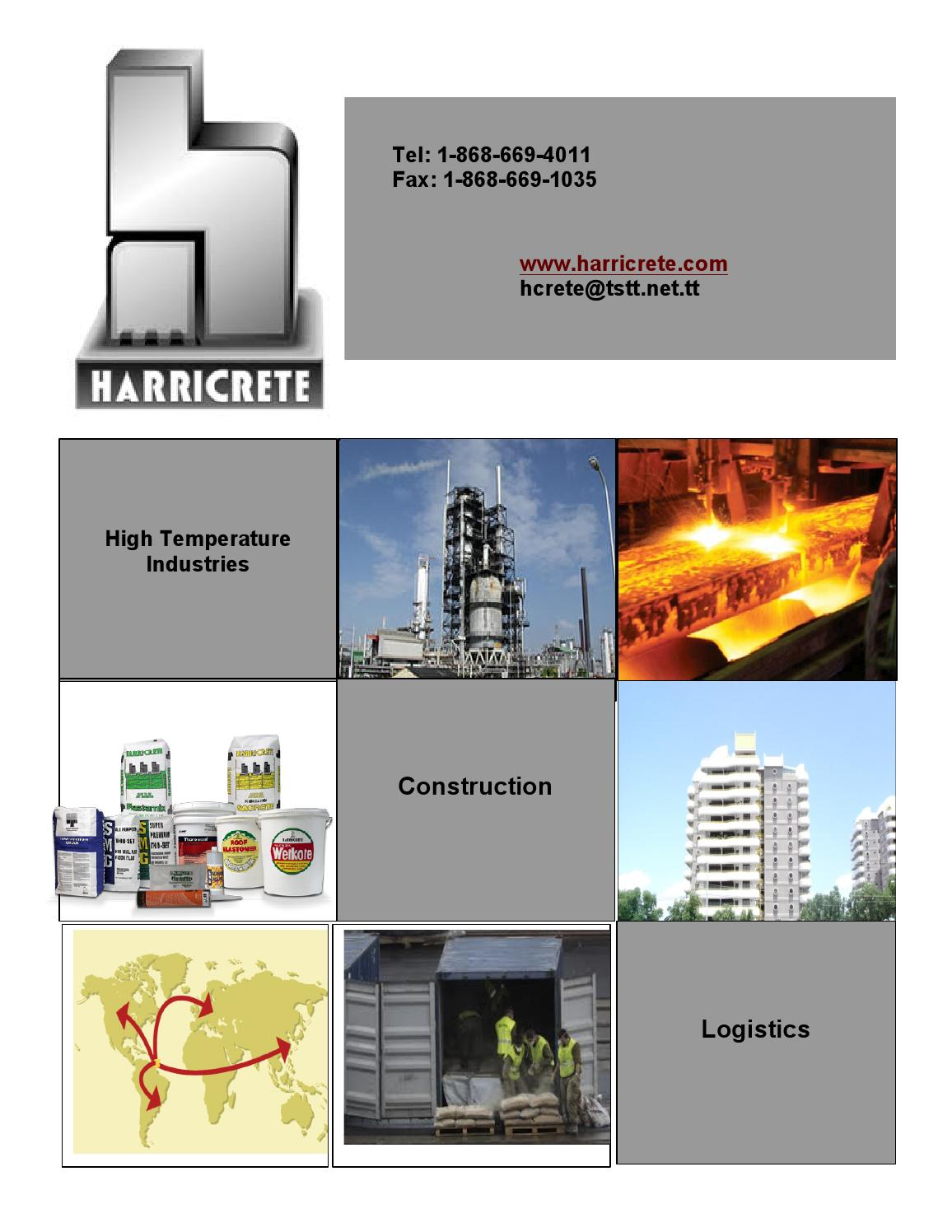 Harricrete Ltd