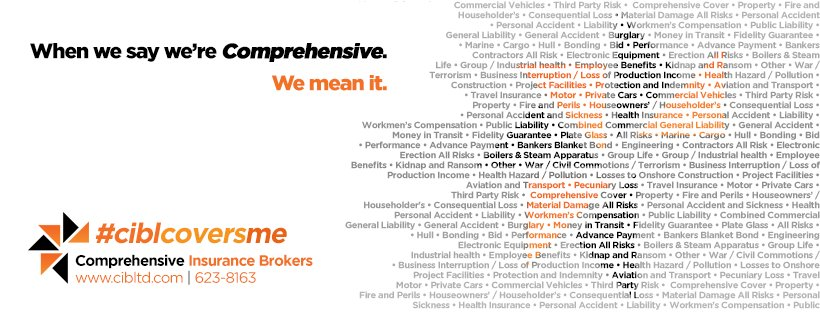 Comprehensive Insurance Brokers Limited