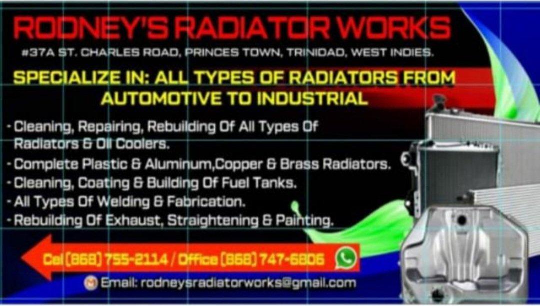 Rodney's Radiator Works